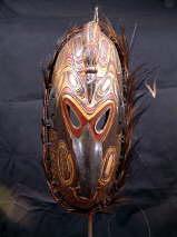 Papuan mask