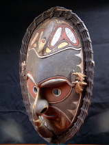 Papuan mask