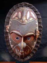 Masque papou