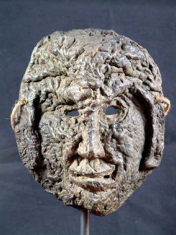 Masque Rai champignon de chamane