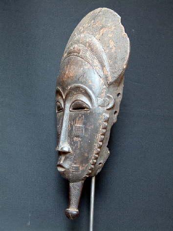 Baoulé portrait